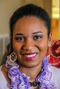Michelle D. Garrett, Founder of Divas With A Purpose
