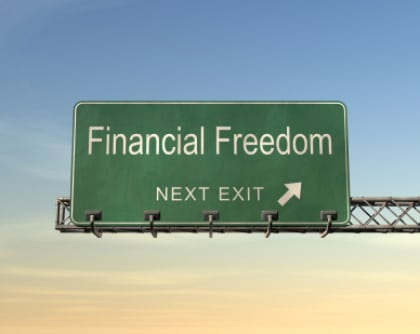 Financial Freedom Next Exit