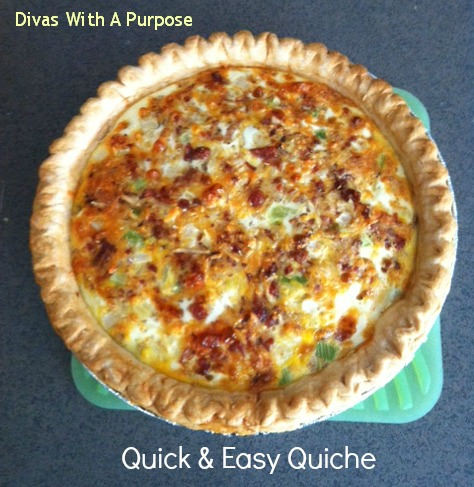 Quick and Easy Quiche | BlogHer