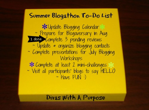 post blogathon checklist