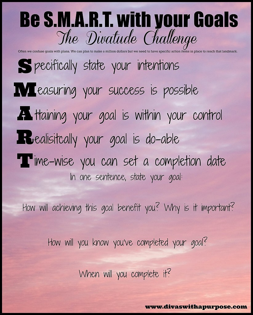 Be Smart With Your Goals Free Downloadable
