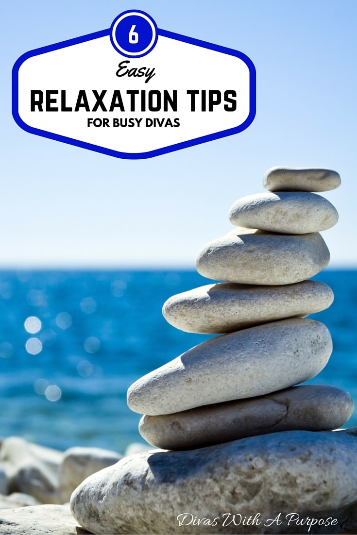 6 Easy Relaxation Tips