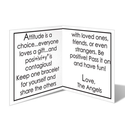 Positivity Bracelet Set Reminder