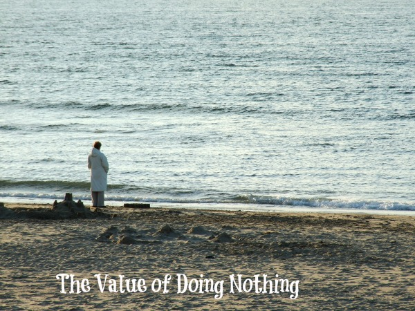 The Value of Doing Nothing Solitude
