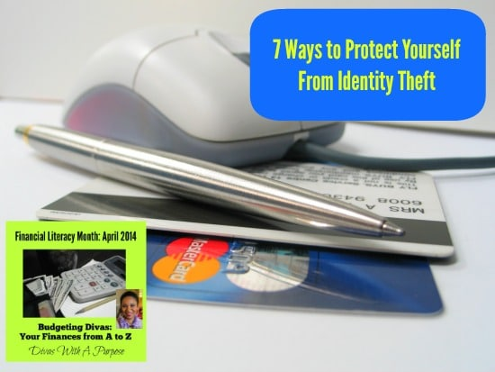 7 ways to protect yourself from identity theft