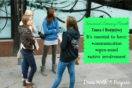 Teens and Budgeting