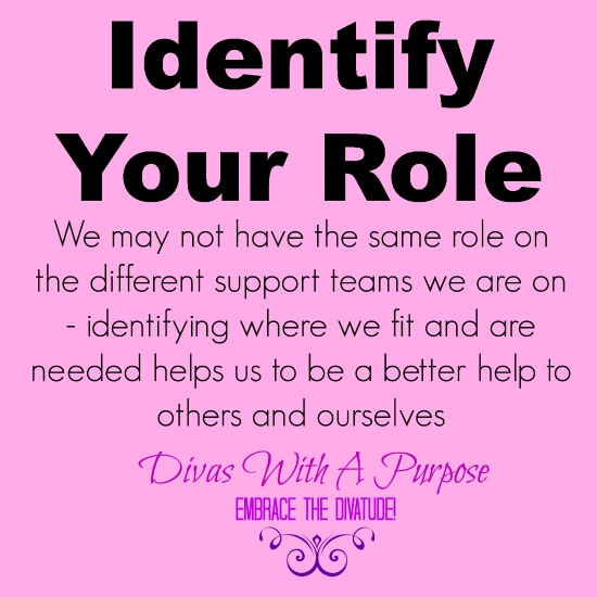 Identify Your Role