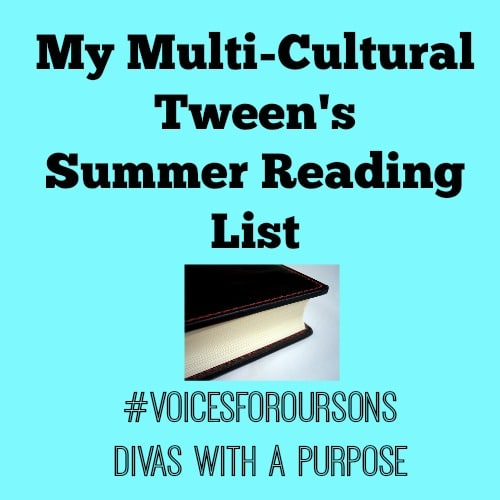 My Multi-Cultural Tween's Summer Reading List