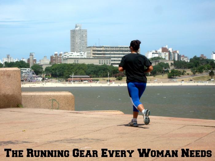 #GuestPost Essential Running Gear: The Running Gear Every Woman Needs