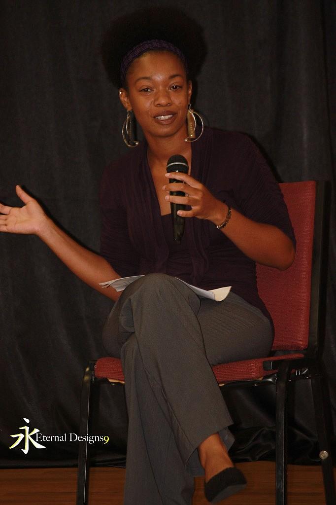 Celebration of Divatude Speaker: Ladilvia Lee