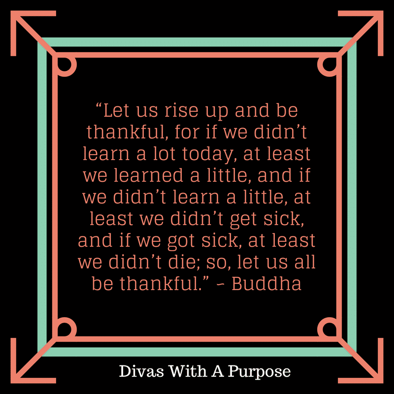 Buddha Gratitude Quote