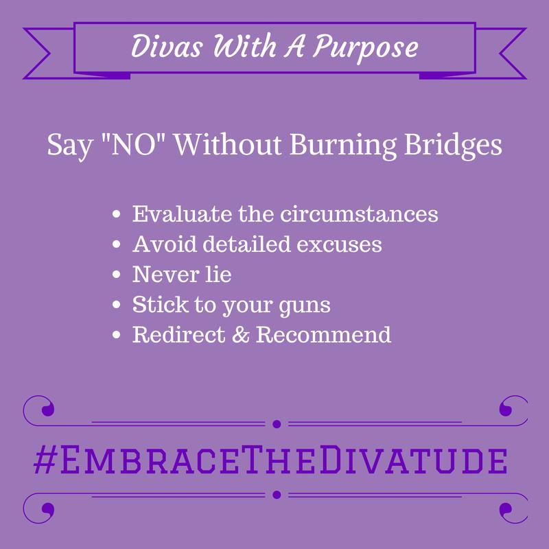 Saying No Without Burning Bridges