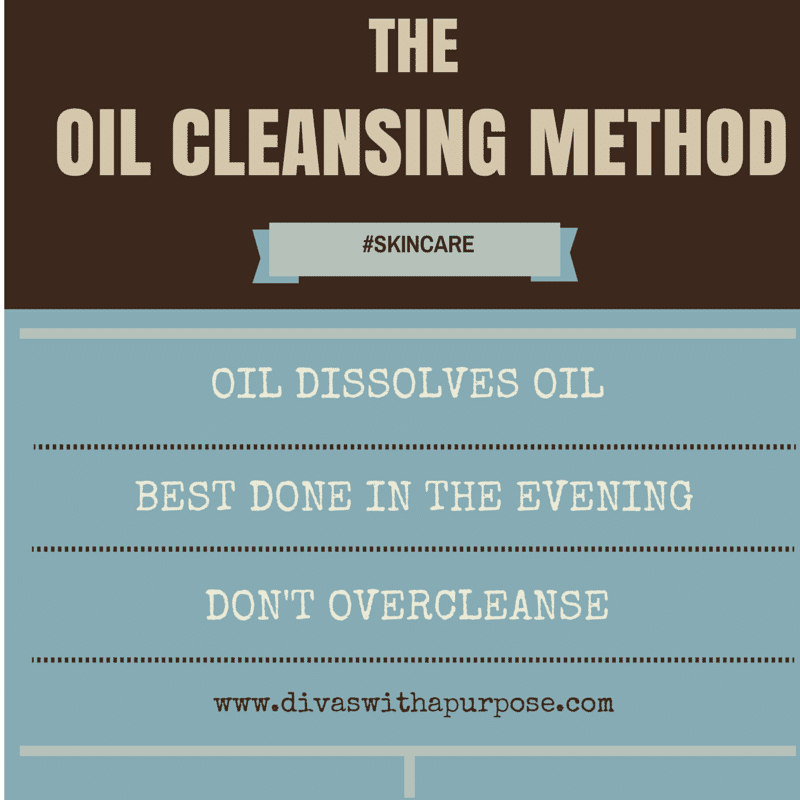 #SkinCare: The Oil Cleansing Method