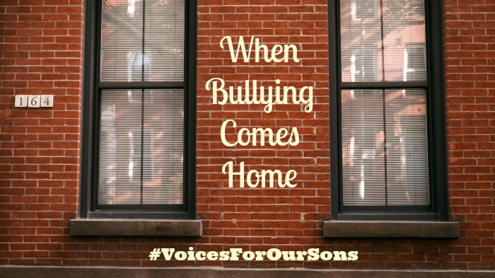 When Bullying Comes Home