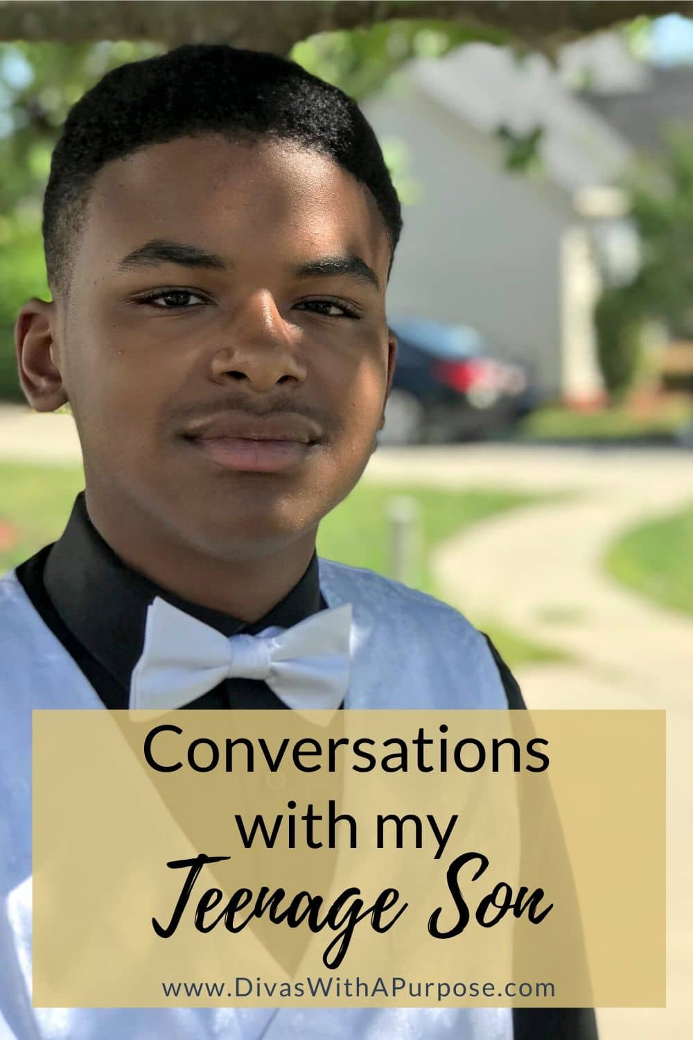 Conversations with my teenage son on the treatment of Black Americans in our country