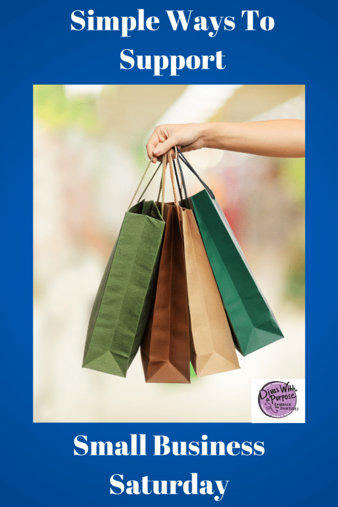 Simple Ways To Support Small Business Saturday