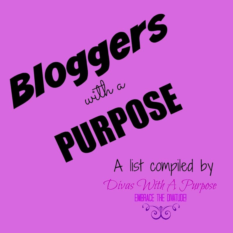 Bloggers With A Purpose: A List of Bloggers working in their respective purpose of inspiring, empowering and motivating others in their personal and professional lives