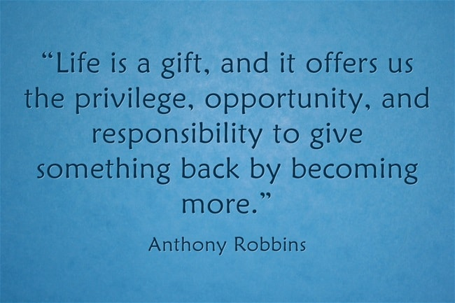 Life Is A Gift: Teaching My Teen To Give Back #VoicesForOurSons