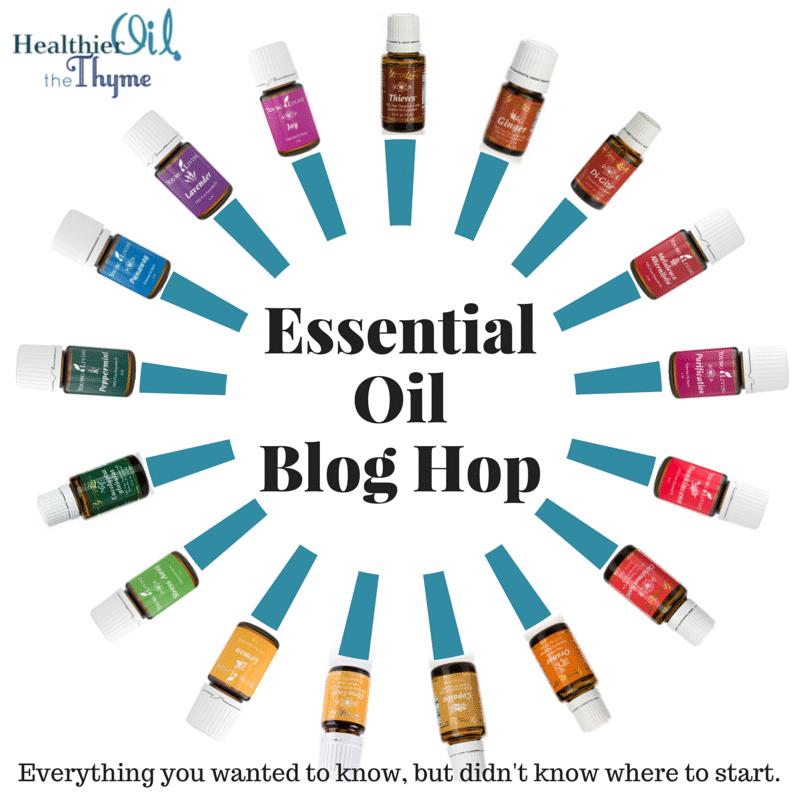 Essential Oil Blog Hop | Information on Tangerine Essential Oil