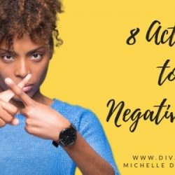 8 Action Steps to Stop Negative Behavior
