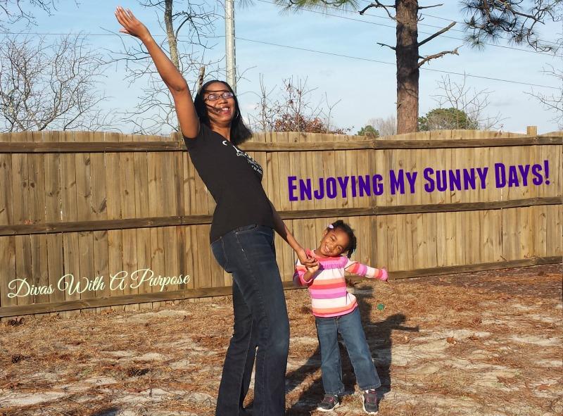 Enjoying My Sunny Days | Divas With A Purpose