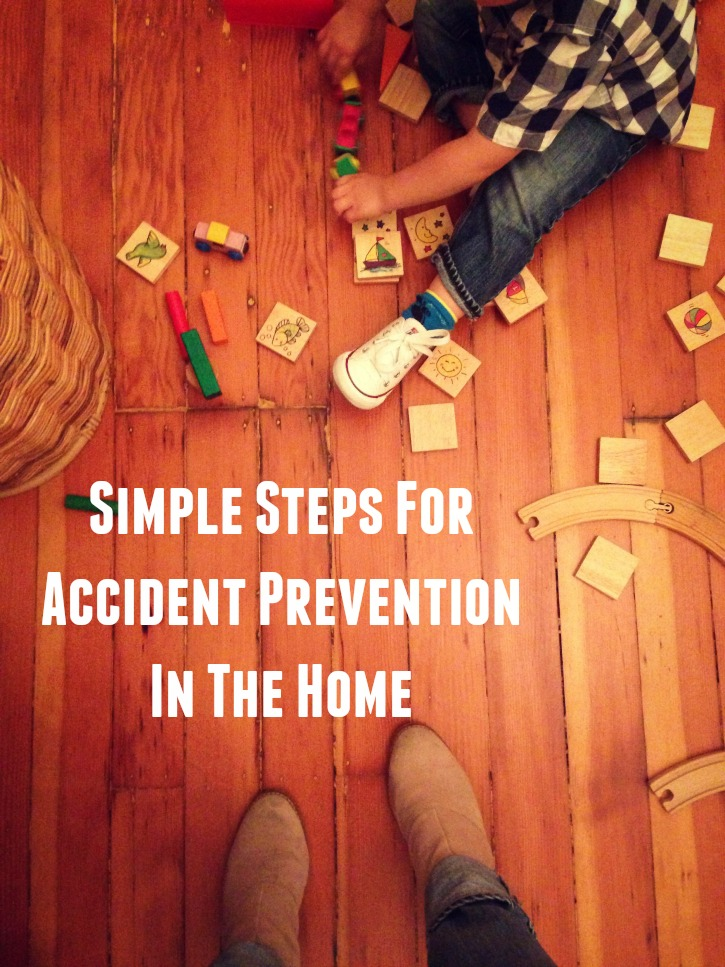 Simple Steps for Accident Prevention In The Home | #MakingHappyHome