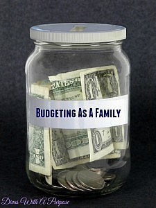 Budgeting As A Family | Divas With A Purpose #BudgetingDivas #MakingHappyHome #AtoZChallenge