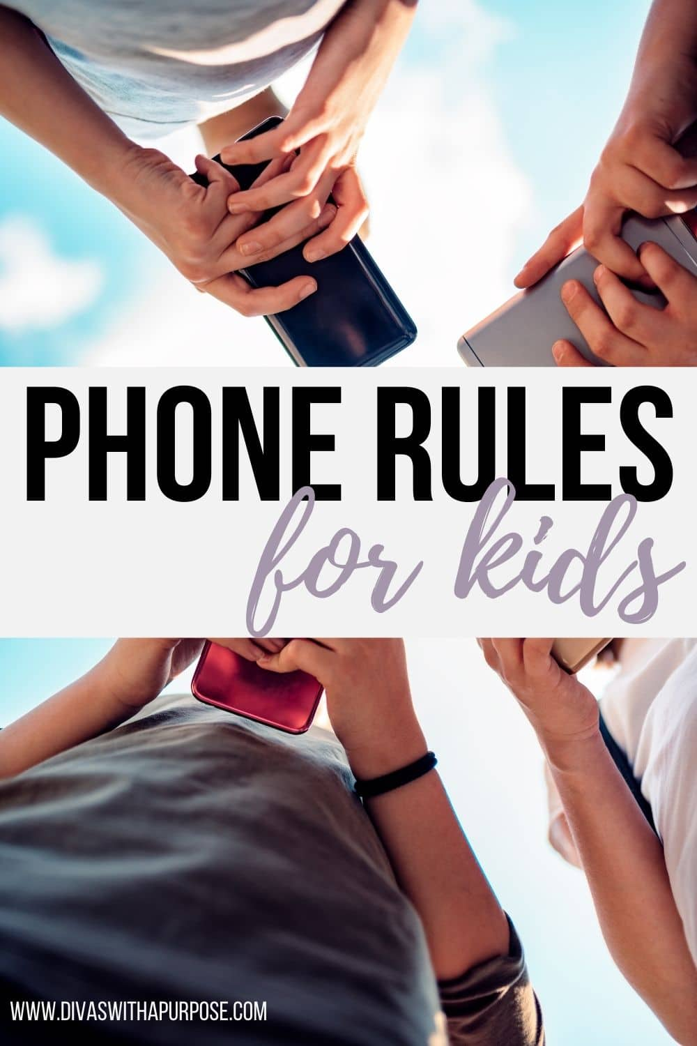 If the time has come and you're getting your child a cell phone, prepare to set some phone rules to keep them safe.