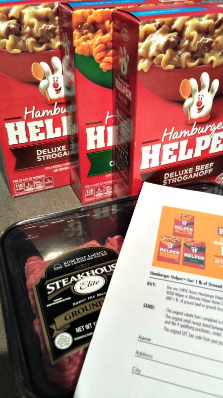 Quick Dinner Ideas Courtesy of Hamburger Helper #helper #freebeef #ad
