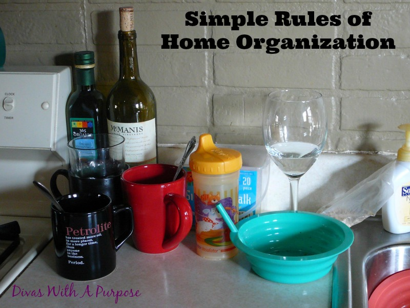 Simple Rules of Home Organization