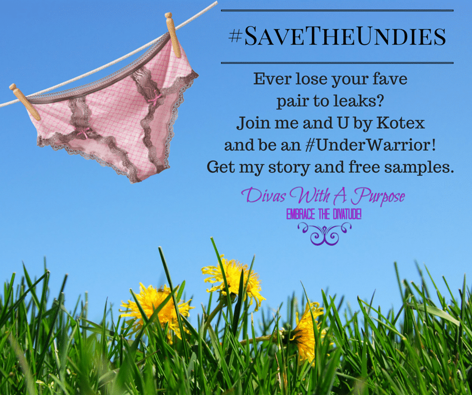 #SaveTheUndies