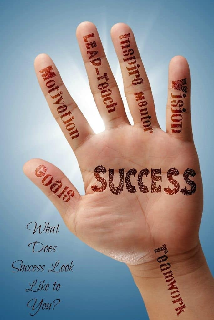 What Does Success Look Like To You