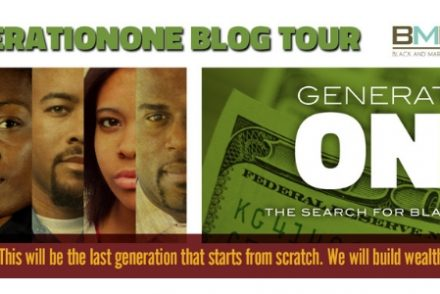 Generation One Movie Blog Tour on how families are creating generational wealth