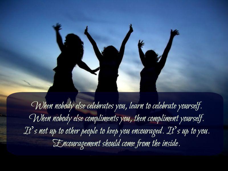 Monday Motivation: Celebrate Yourself