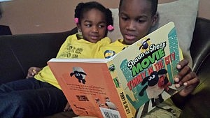 Shaun The Sheep Movie Reading Time