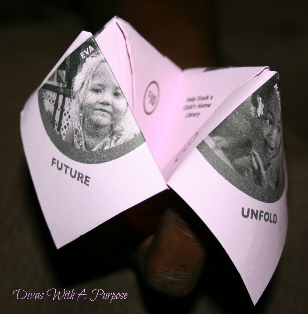 Fortune Teller | #InvestInChildren | Divas With A Purposea