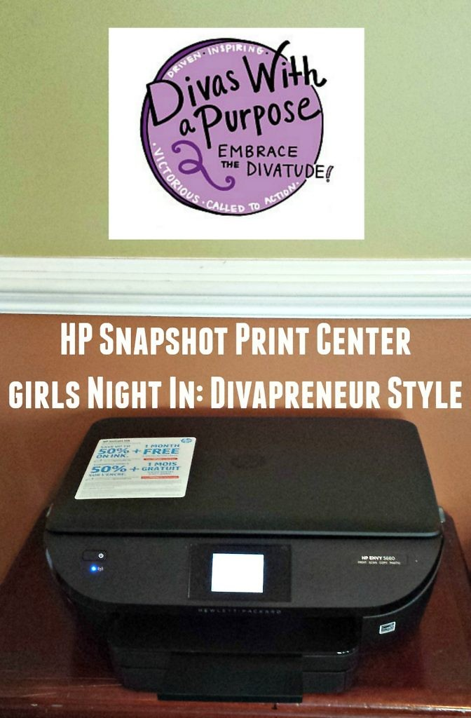 HP Snapshot Print Center