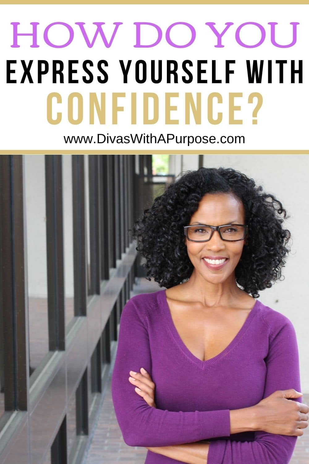 How do you express yourself with confidence? Did you know many people struggle to communicate and express themselves with confidence? It is a skill that can be learned and with some tips and a bit of practice, you can become more at ease when communicating with others. #expressyourself #confidence #personalgrowth