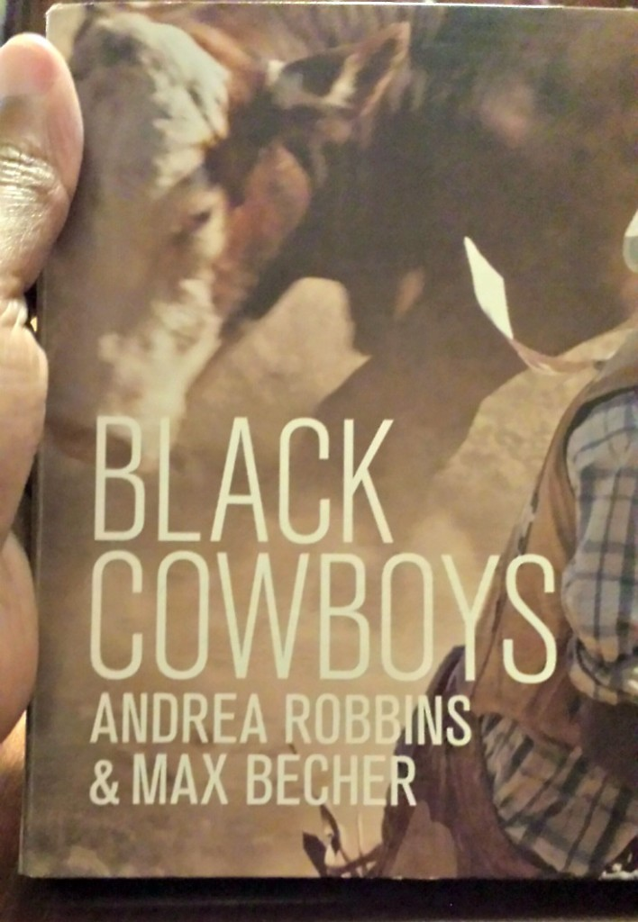 Black Cowboy Board Book