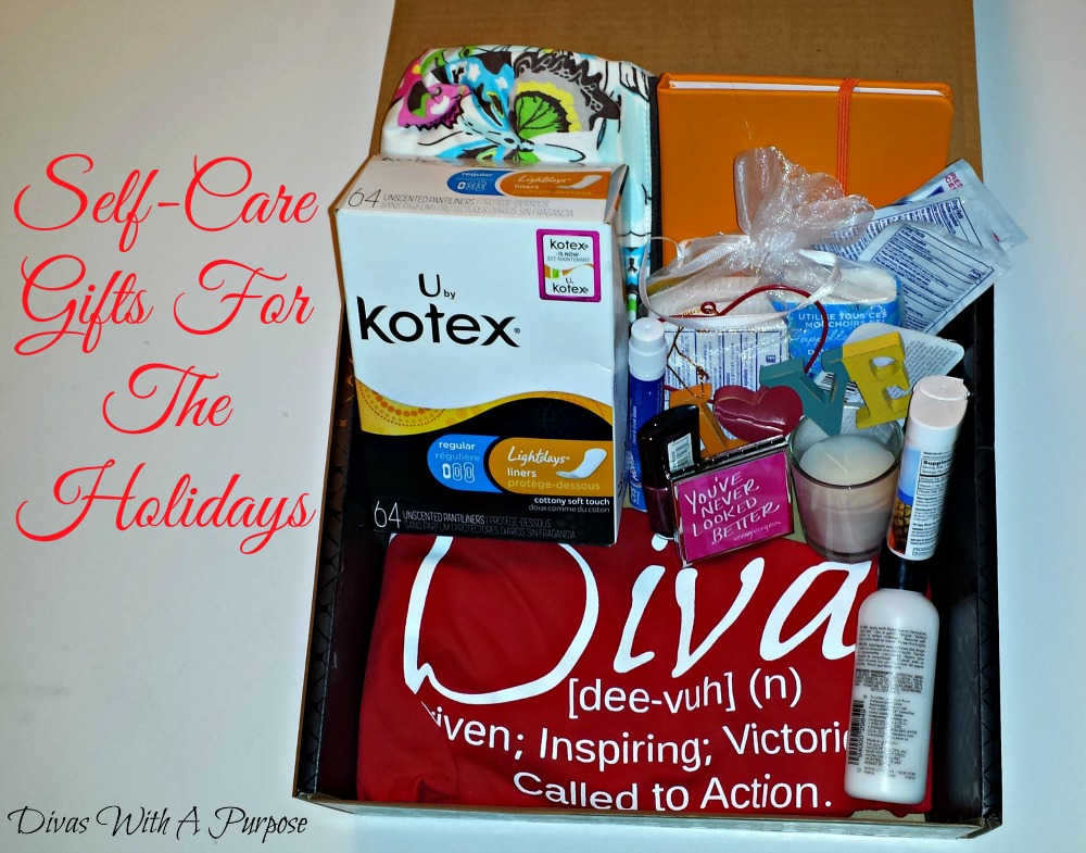 Self-Care Gifts For The Holidays