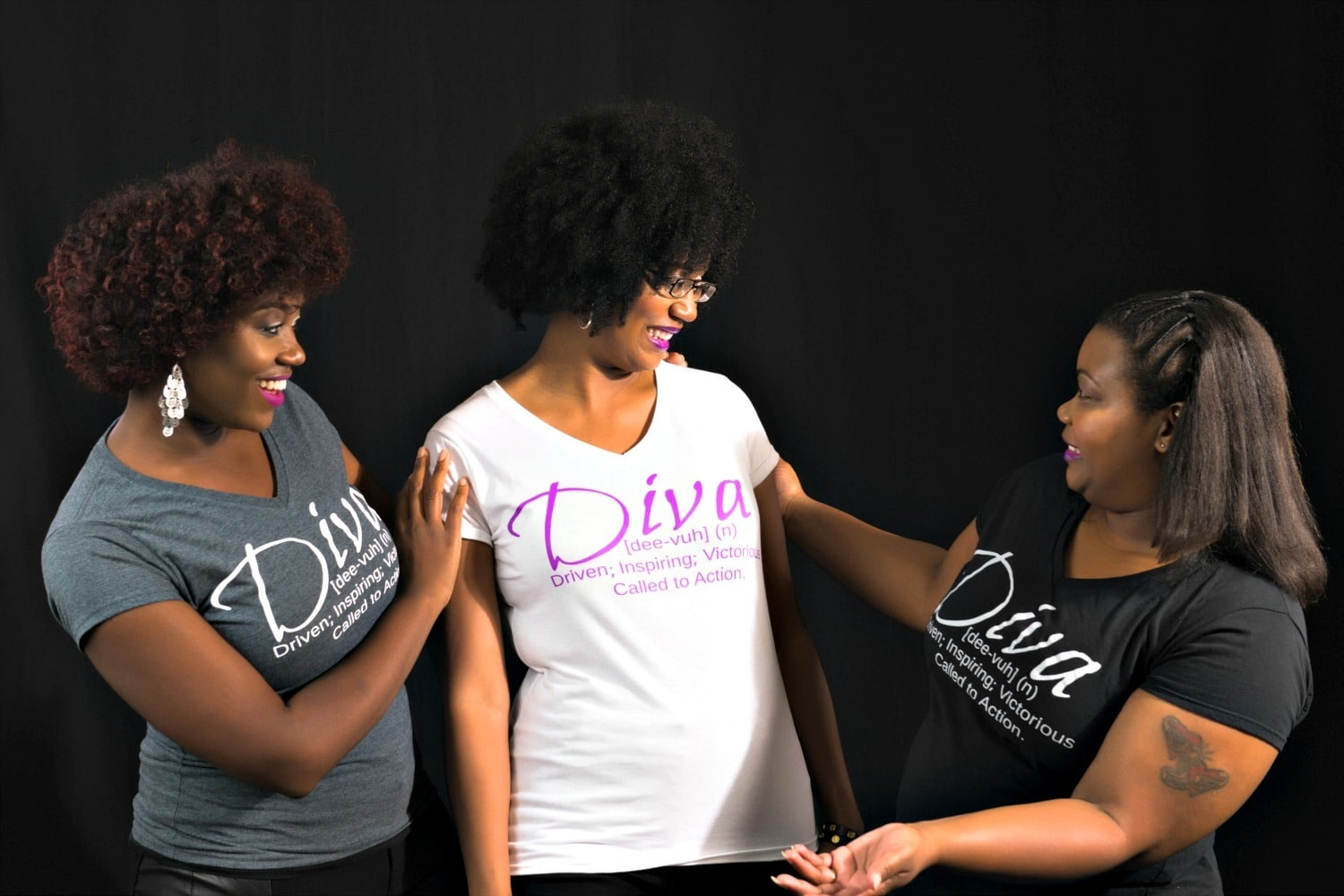 Divas With A Purpose