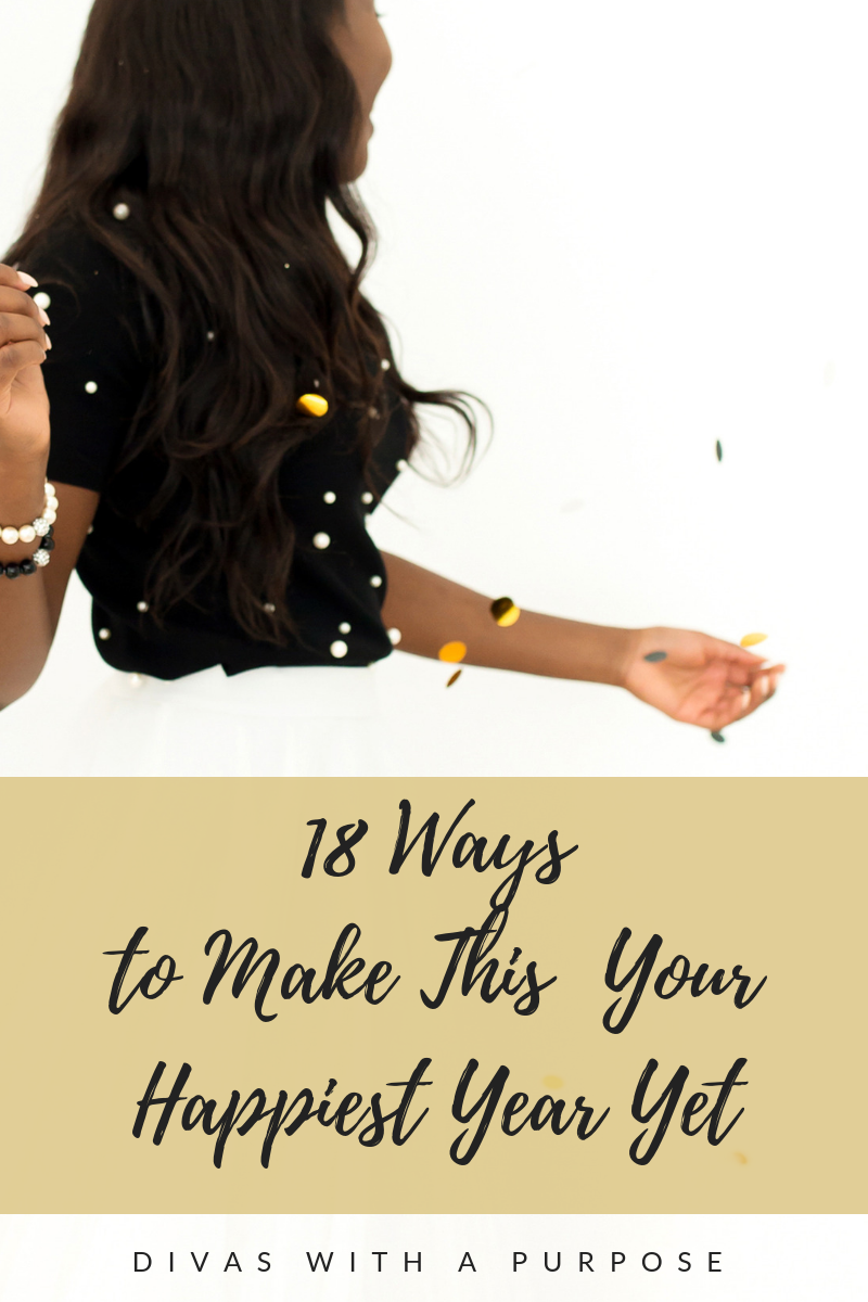 18 Ways to Make This Your Happiest Year Yet
