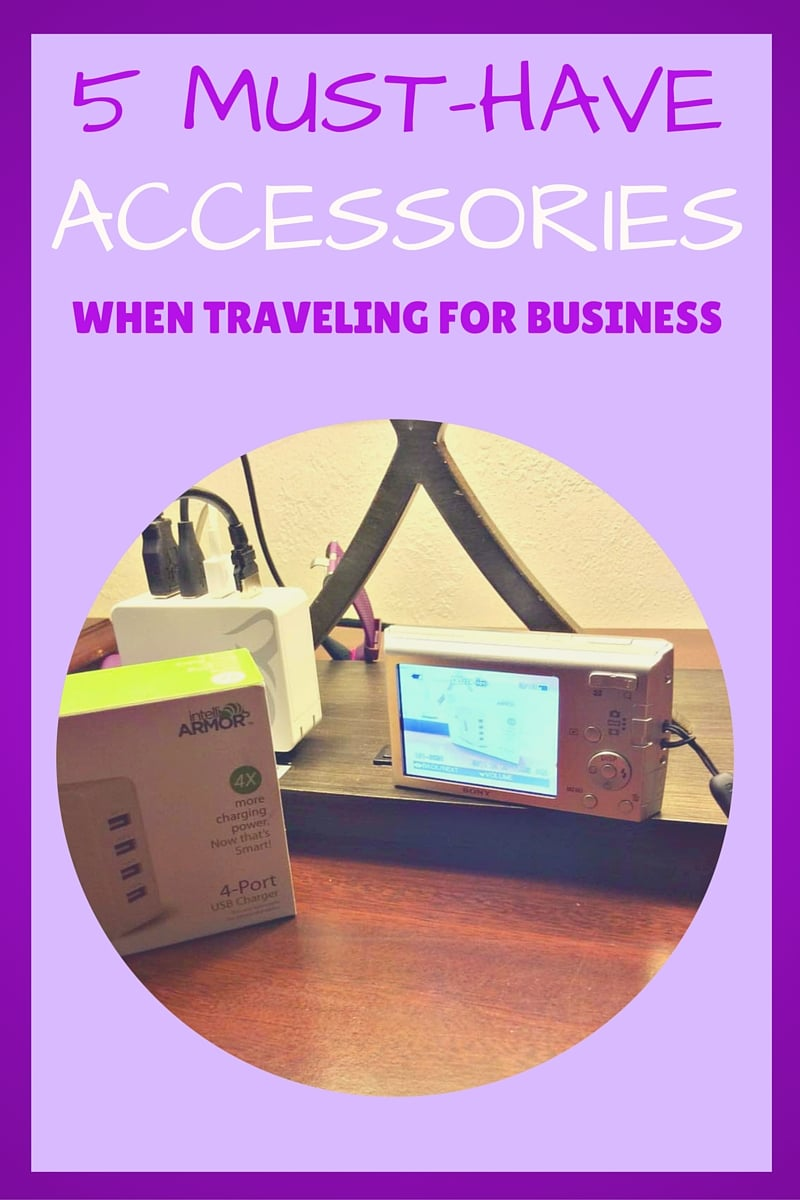 5 Must-Have Travel Accessories