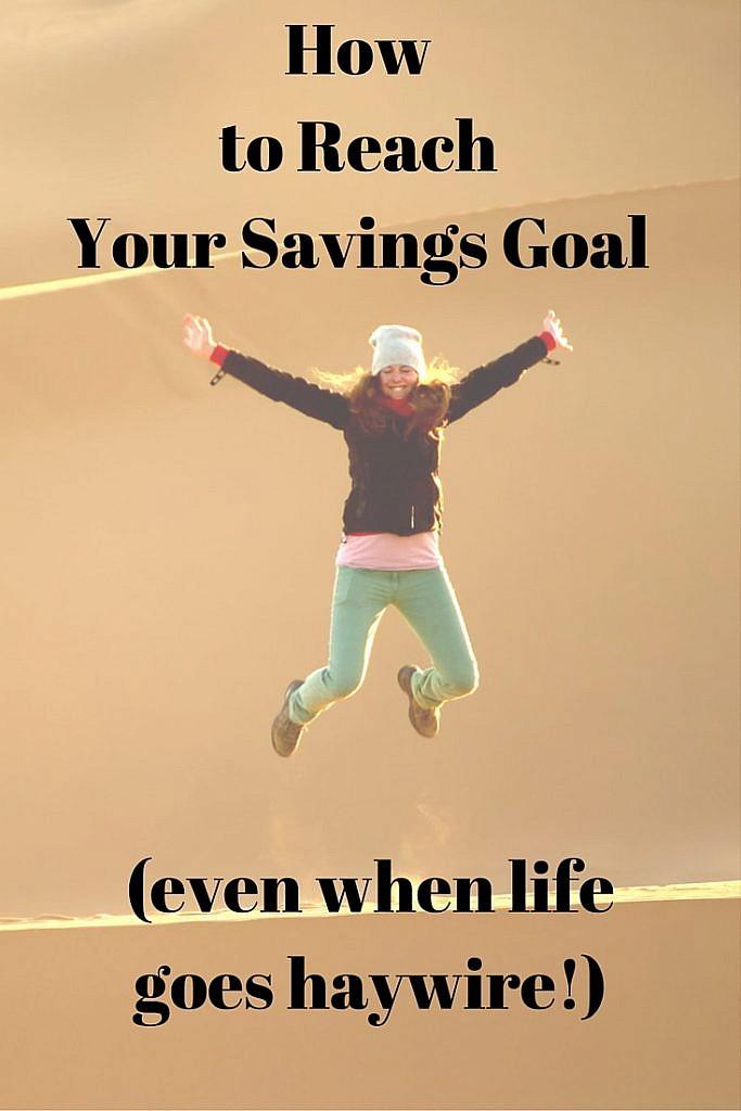 How To Reach Your Savings Goal