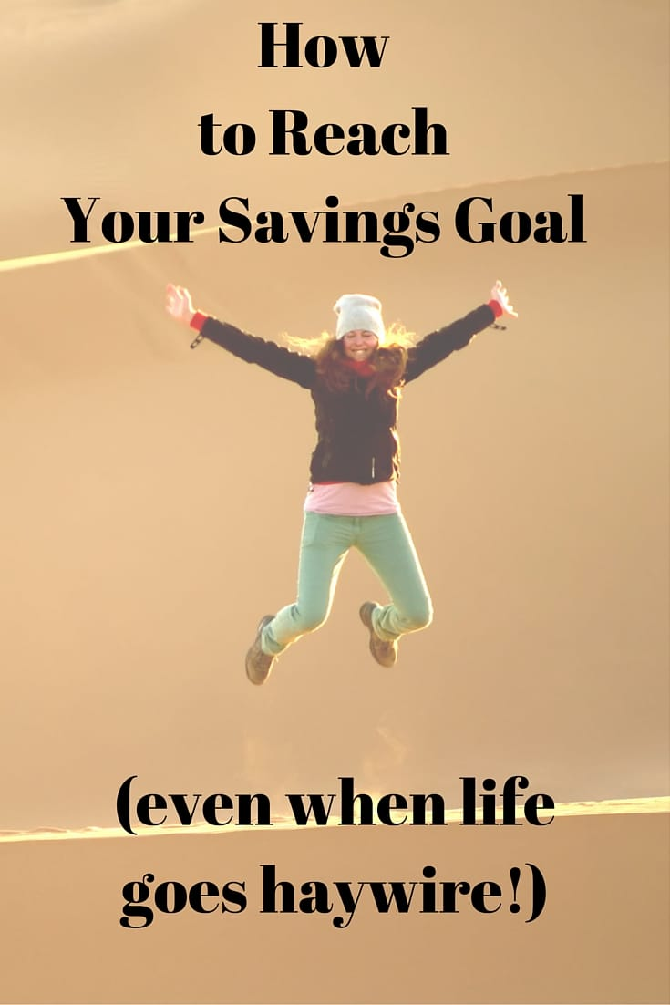 How To Reach Your Savings Goal