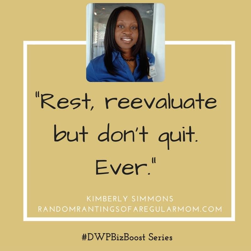 DWP Biz Boost Series Kimberly Simmons