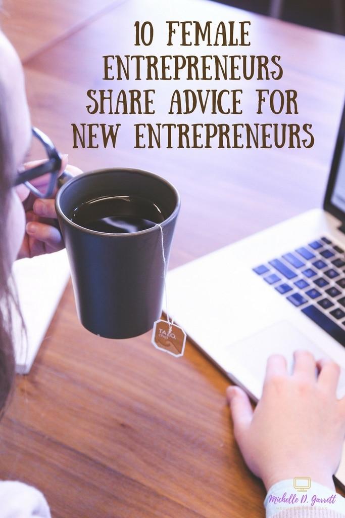 New Entrepreneur Advice