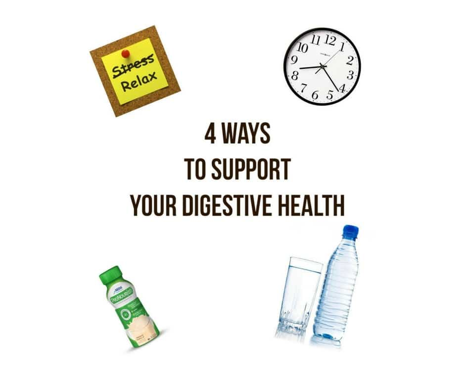 4 Ways to Support Your Digestive Health #sponsored @ProNourish #ProNourish