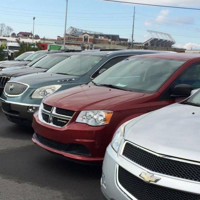 Bluff Road Auto Sales Take a Test Drive