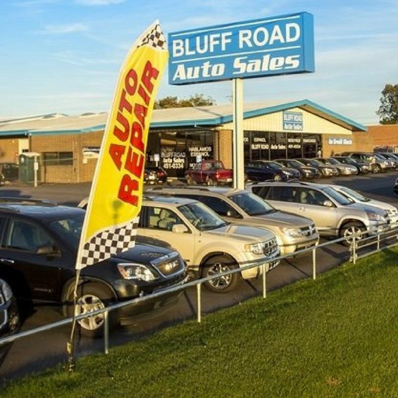 Bluff Road Auto Sales